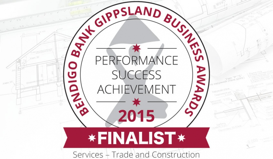 Gippsland Business Awards Finalist